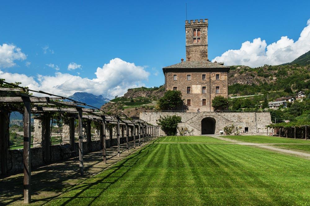 Castelli Della Valle D Aosta Ecco I Piu Belli Da Vedere