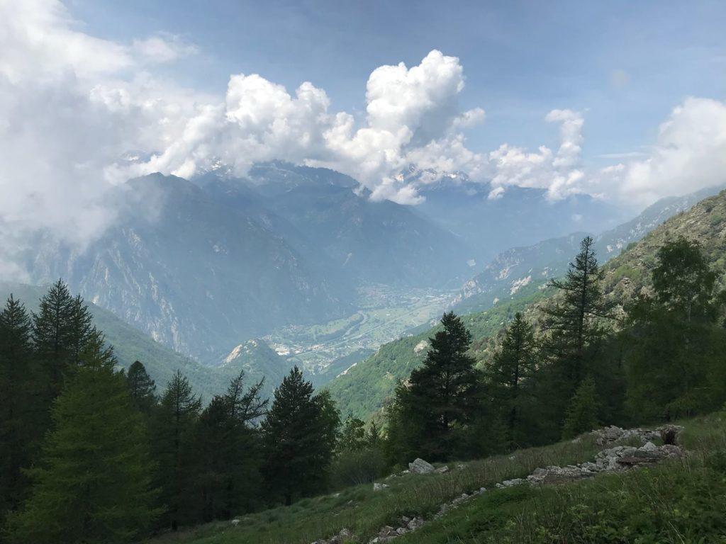 Col Fenetre Valle d'Asota