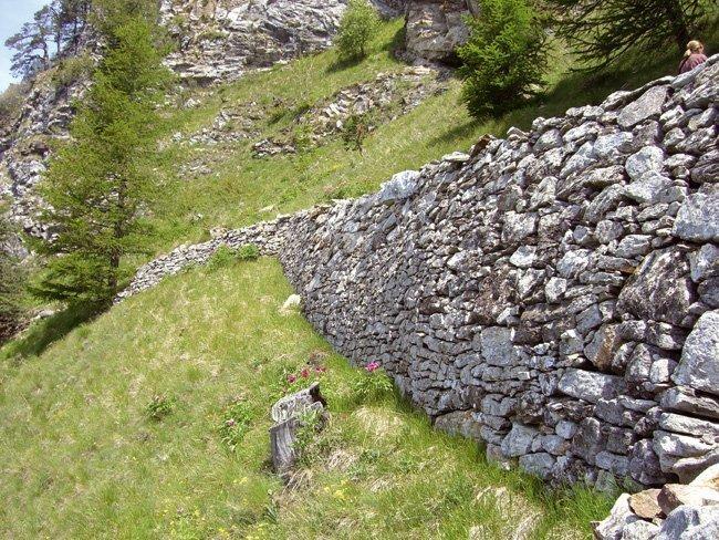 Fortificazioni Sentieri Valle d'Aosta